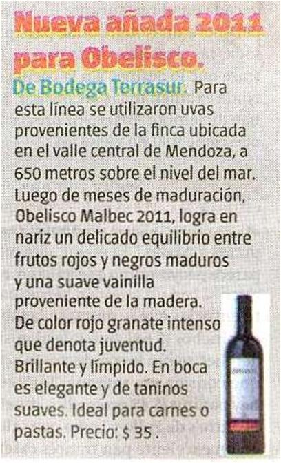 Diario tiempo argentino Junio 2013 - Detalle