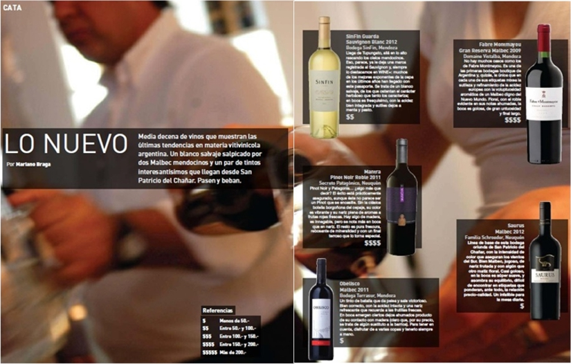 Revista Wine Junio 2013