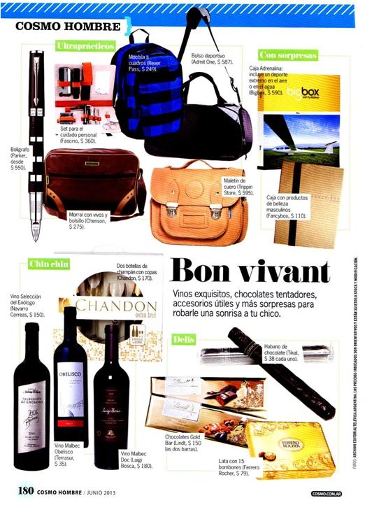 cosmopolitan prensa junio 2013