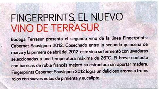 Revista Miradas - Cablevisión Julio 2014 1